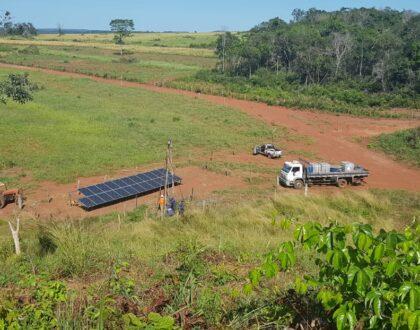 Grupo J. Demito – Sistema Solar para bombeamento de água